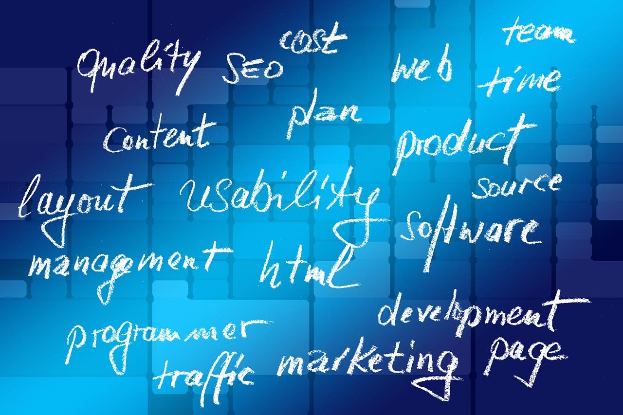 webマーケティング??